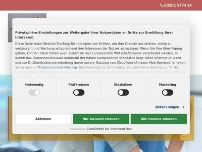 Petra Köhler Praxis für Physiotherapie