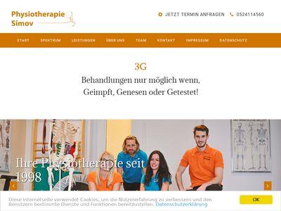 Martin Simov Physiotherapie