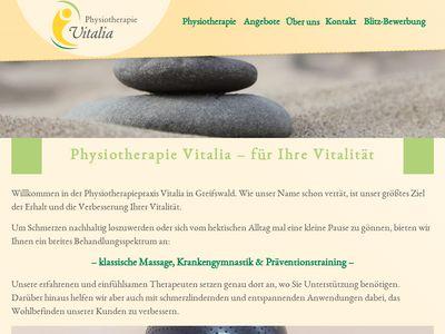 Physiotherapie Vitalia
