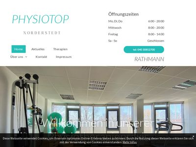 Physiotop-Norderstedt Physiotherapie