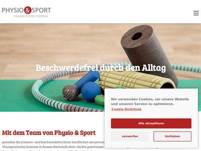 Physiotherapie Dessau