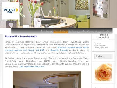 Physiowell Bielefeld Ltd.