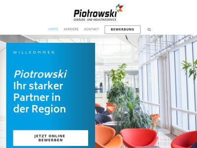 Piotrowski Gebäudeservice GmbH