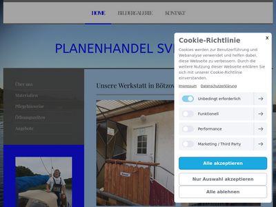 Planenhandel Svendsen