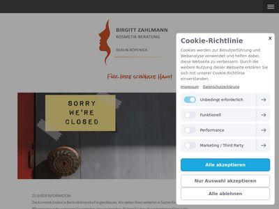 Kosmetik Institut New Face