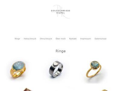 Goldschmiede Kiupel