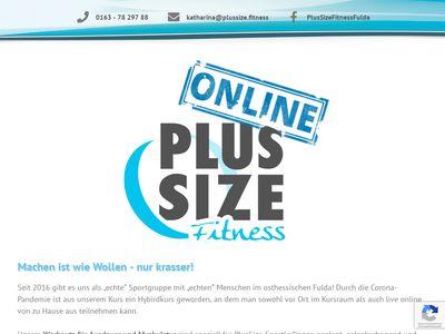 Plus Size Fitness Fulda