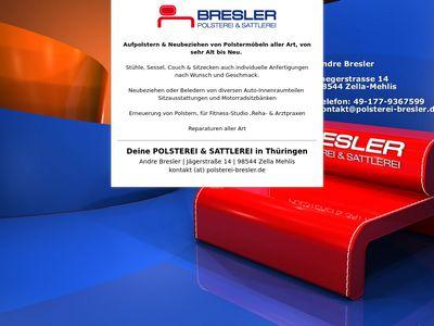 Polsterei & Sattlerei Bresler