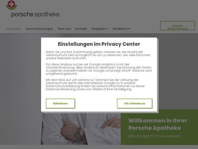 Porsche Apotheke, Inh. Dr. Henrik Dörschner