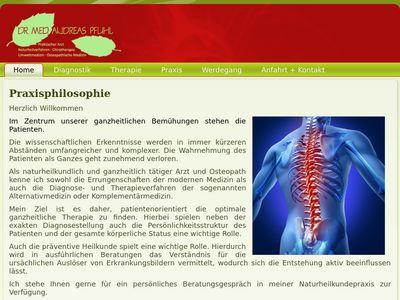 Dr.med. Andreas Pfuhl Praktischer Arzt