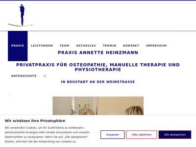 Praxis Annette Heinzmann