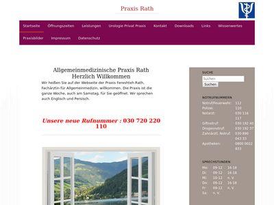 Allgemeinarzt-Praxis Rath
