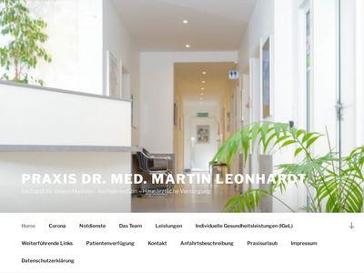 Stephan Meier Facharzt für Allgemeinmedizin