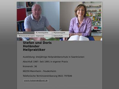 Doris Holländer Heilpraktikerin