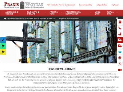 Praxis Marcus-Matthias Woytas