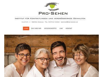 Kontaktlinseninstitut Pro-Sehen GmbH