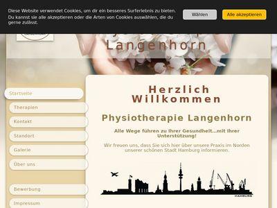 Physiotherapie Langenhorn