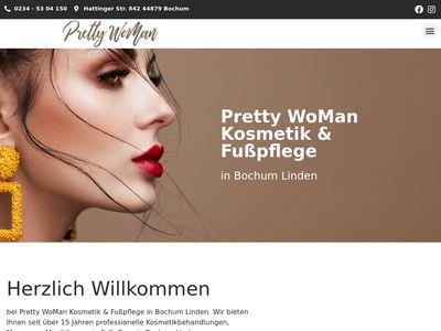 Pretty WoMan Kosmetik & Fusspflege