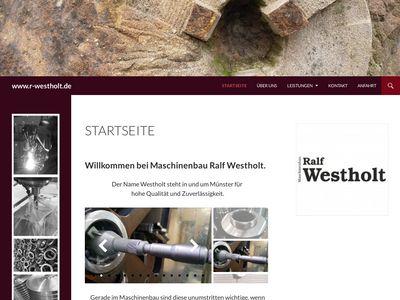 Ralf Westholt Maschinenbau