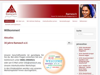 Ramesch-Forum für Inter- kulturelle Begeg