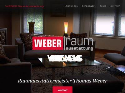 Peter Weber Tapezierermeister