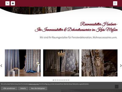 Rufus Haubner Raumausstatter