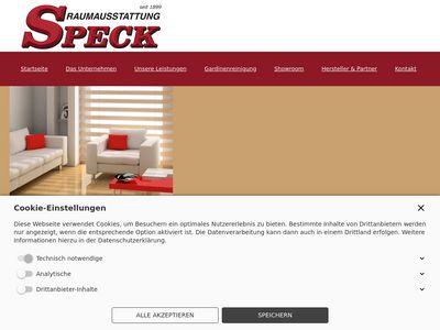 Axel Speck Raumausstattung