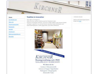 Kirchner Raumausstattung