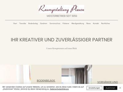 Raumgestaltung Plauen GmbH