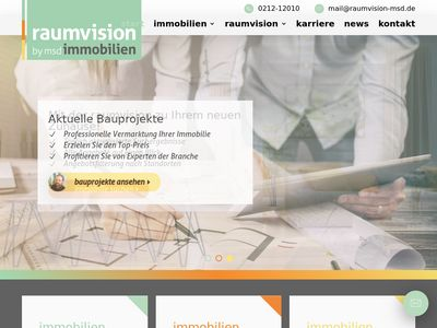 Raumvision by msd immobilien