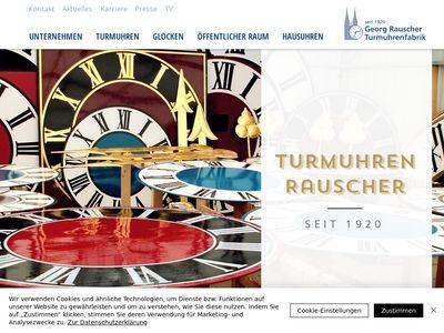 Rauscher Georg Turmuhrenfabrik GmbH