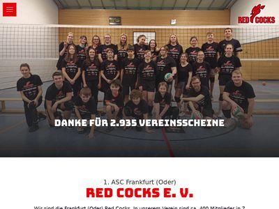 1. ASC Frankfurt - Oder Red Cocks