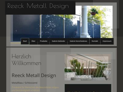 Reeck Metall Design