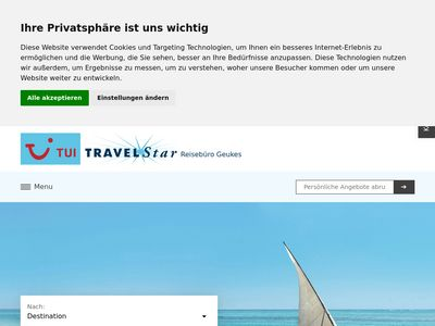TUI TravelStar Reisebüro Geukes