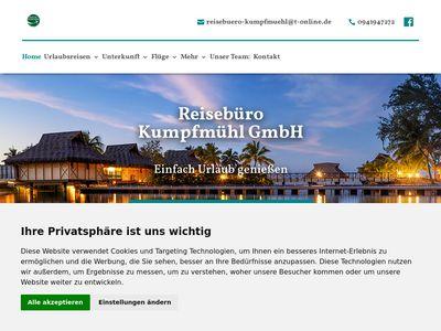 Reisebüro Kumpfmühl GmbH