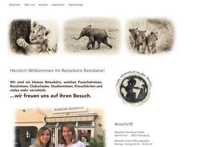 Reisebüro Romdane GmbH