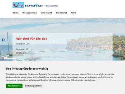 TUI TRAVELStar Reisebüro Ulm