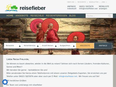 Reisefieber - Reisen GmbH