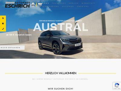 Autohaus Renault Dacia Eschrich GmbH & Co. KG