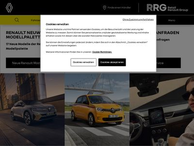 Renault Retail Group Berlin
