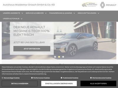 Autohaus Waldemar Grosch GmbH & Co. KG
