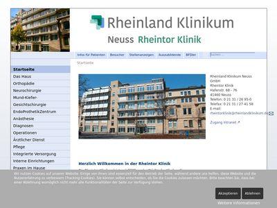 Rheintor Klinik
