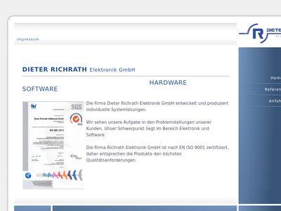 Dieter Richrath Elektronik - GmbH