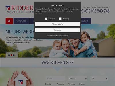 Ridder Immobilien GmbH