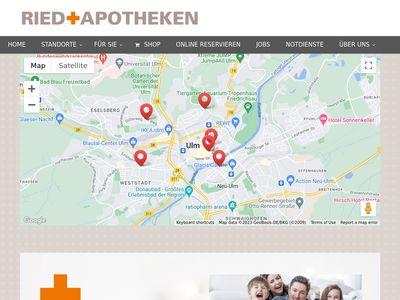 RIED + APOTHEKE NEU-ULM