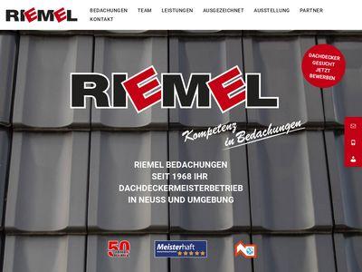Riemel Bedachungen GmbH
