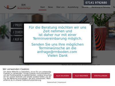 RM Bodenbeläge GmbH & Co. KG