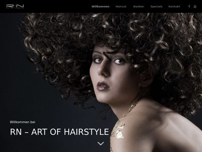 RN - ART OF HAIRSTYLE