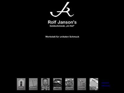 Rolf Jansons Goldschmiede im Hof