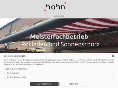 Matthias Hohn Rolladen- und Fensterbau